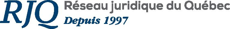 Logo Réseau Juridique du Québec