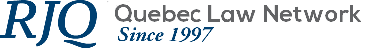 The Quebec Law Network Logo