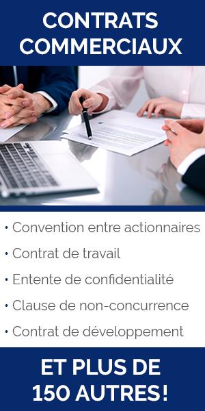 Le réseau juridique du Québec : Les formes d'entreprises